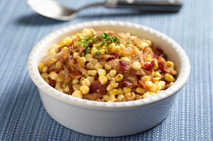 Salade de maïs au bacon Image 1