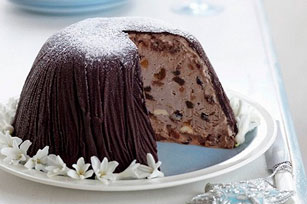 Frozen Chocolate Bombe Image 1