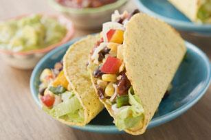 Tacos végétariens croustillants Image 1