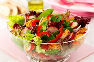 Salade de poulet printanière Image 1