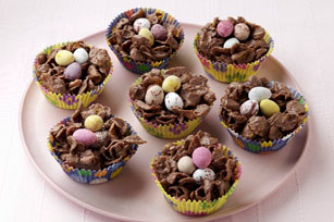 Chocolate Birds' Nests