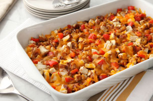 Cheesy Chicken and Potato Casserole Image 1