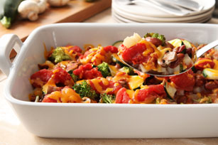 Cheesy Veggie-Potato Casserole Image 1