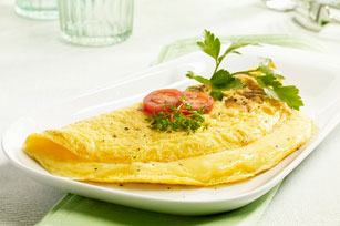 Omelette au fromage Image 1