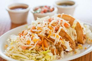 Tacos croustillants au poulet Image 1