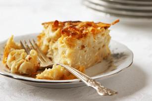 Tarte de macaroni au fromage éclair Image 1