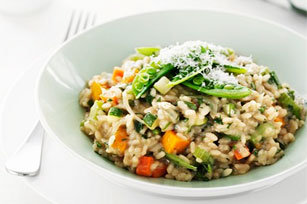 Vegetable Medley Risotto