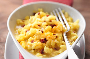 Risotto with Crispy Bacon Image 1