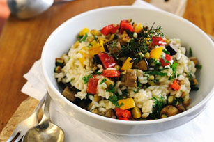 Ratatouille Risotto Image 1