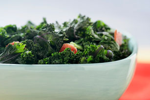 Sautéed Kale with Bacon Image 1