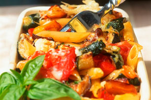Ratatouille Penne Bake Recipe - Kraft Canada