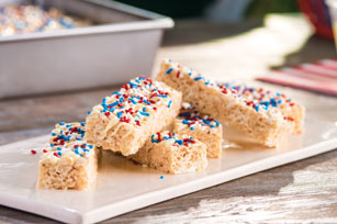 Barras multicolor de cereal de arroz RICE KRISPIES® TREATS™ Image 1