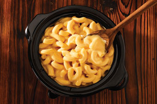 Slow-Cooker VELVEETA® Mac and Cheese Image 1
