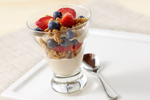 Morning Joe Layered Parfait Image 1