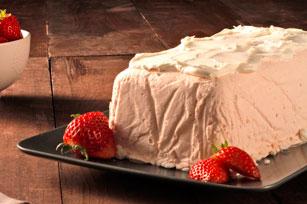 Dessert glacé aux fraises et à la limonade  Image 1