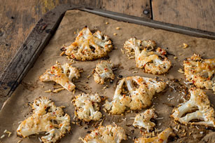 Cheesy Roasted Cauliflower Image 1