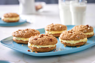 Easy Mallow-Carrot Cake Whoopie Pies