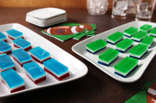 JELL-O Sports Team JIGGLERS