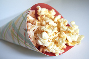 Easy Italian Popcorn