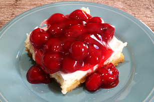 Easy Homemade Cheesecake Image 1