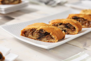 Cheesy Mushroom Crescent Roll Appetizer Image 1