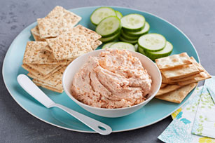 Chive-Salmon Spread Recipe Image 1