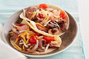 Tacos au bœuf à la coréenne Image 1