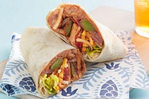 Fajita Burritos Image 1