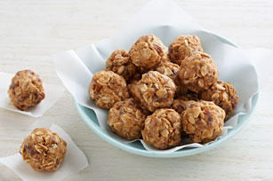 Peanut Butter Power Balls Image 1