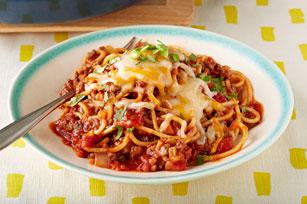 Cowboy Spaghetti Western Skillet