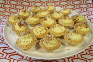 Tartelettes à la crème de noix de coco Image 1