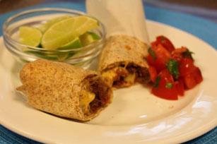 Corned Beef Hash Burritos Image 1