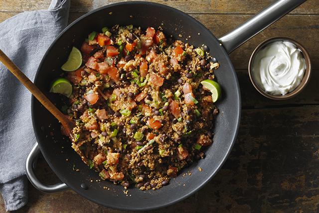 Casserole mexicaine de quinoa tout-en-un Image 1