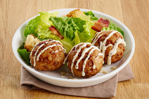 """Hail Caesar"" Turkey Meatballs Image 1"