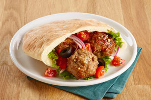 Greek Souvlaki Meatballs Image 1