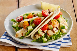 Greek Chicken Tacos Image 1