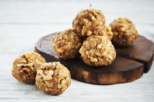 Flax-Appeal Peanut Butter Snack Bites