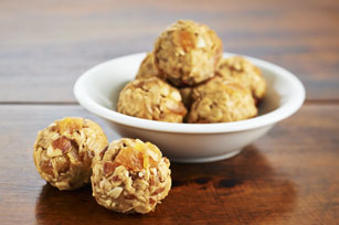 Peanut Butter and Apricot Snack Bites Image 1