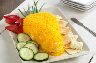 Easter Carrot Cheese Ball Image 1