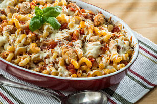 Italian Baked Chicken and Pasta