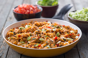 Mexican-Style Chicken and Rice