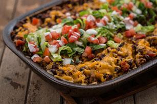 Taco Lasagna Image 1