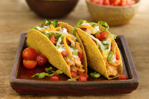 Quick Chicken Tacos