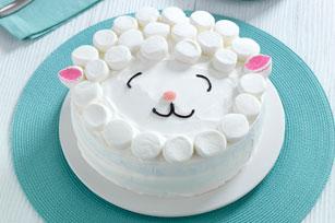 Gâteau «mouton» éclair Image 1