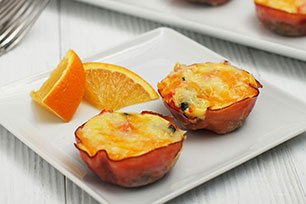 Mini Omelet Cups