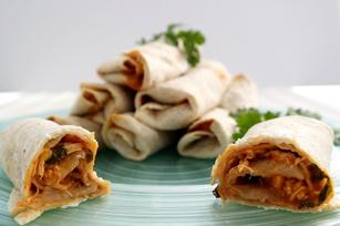 Cinco de Mayo Cilantro Lime Chicken Tacos Image 1
