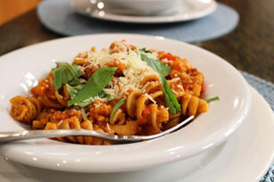 Pasta with Pork Ragu
