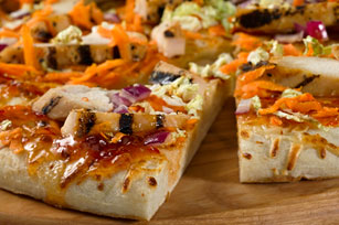 Thai Chicken Pizza Image 1