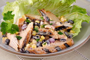 Hickory BBQ Chicken Salad Image 1