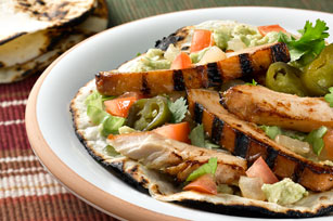 BBQ Chicken Soft Taco Image 1